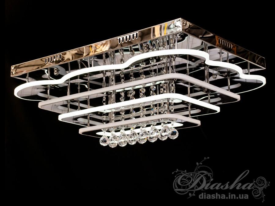 Светодиодные люстры «торт», 110WПотолочные люстры, Люстра