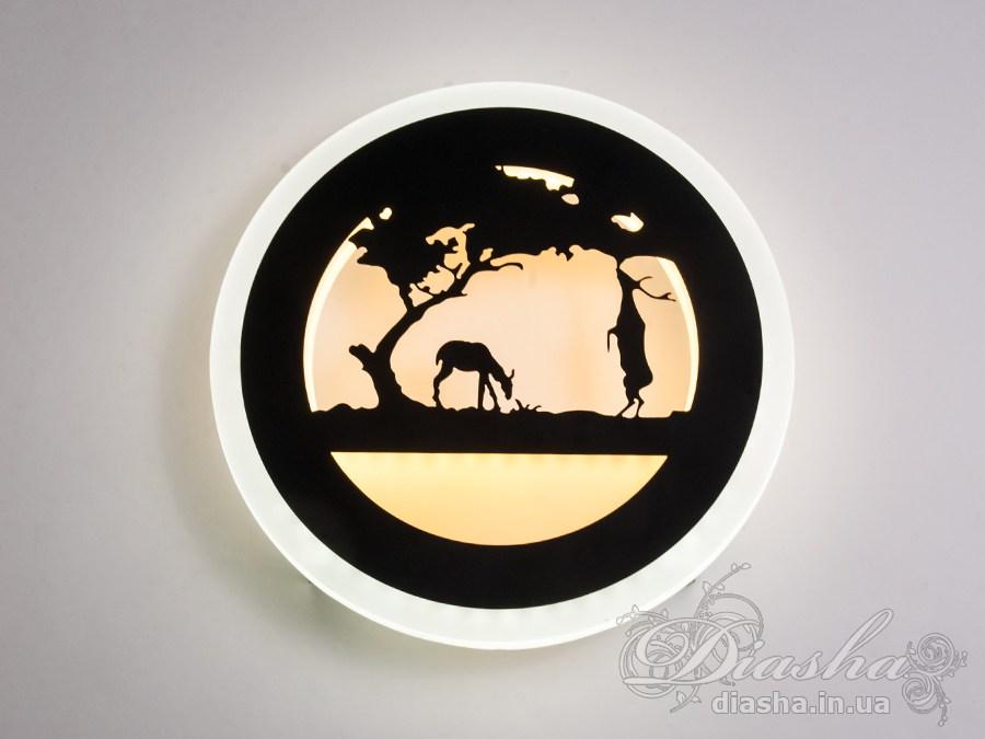 Светодиодный светильник 18WСветодиодные бра