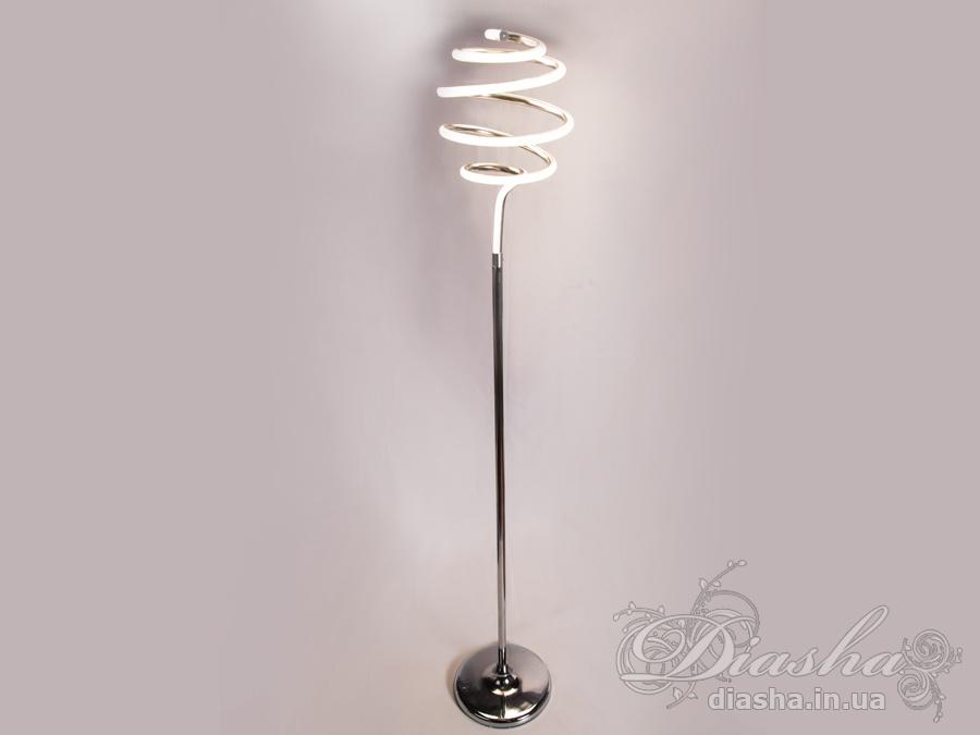 Стильный светодиодный торшер 35WНастольные лампы, Торшеры, LED