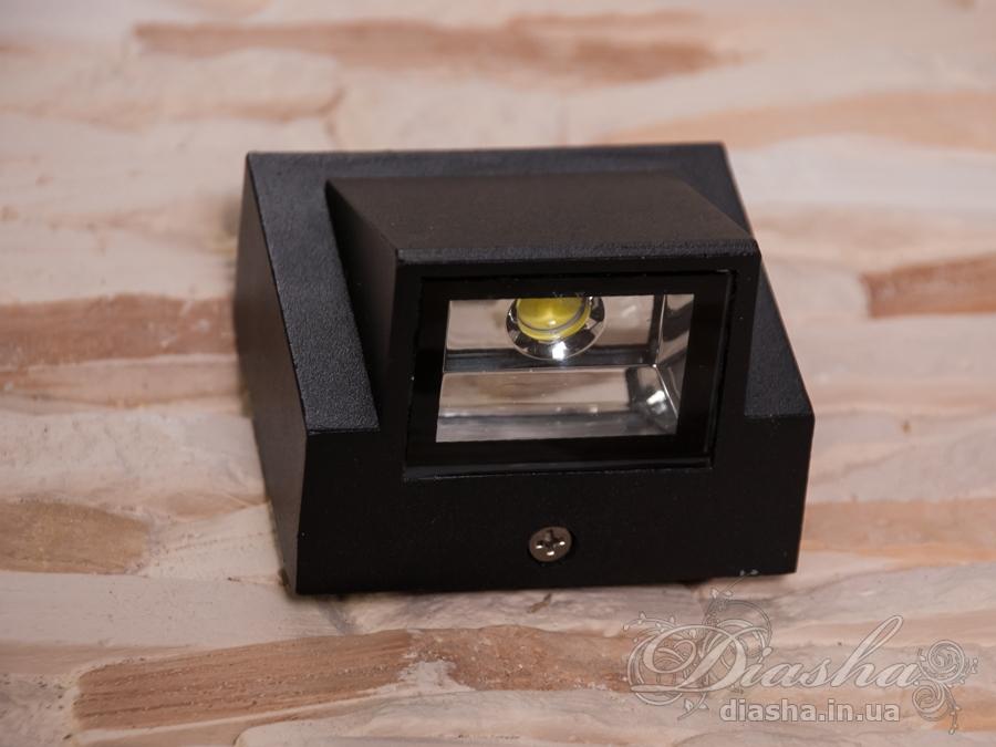Однолучевой фасадный LED светильникФасадные светильники, LED светильники, уличные светильники, Архитектурная подсветка, Новинки