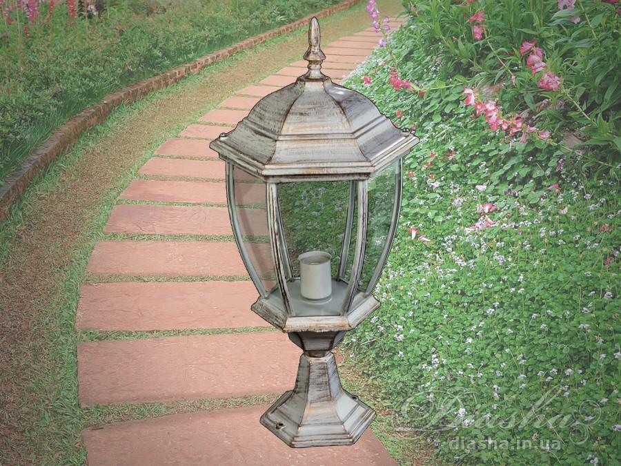 Светильник  садово-парковыйсадовые светильники, уличные светильники, светильники на забор, Новинки
