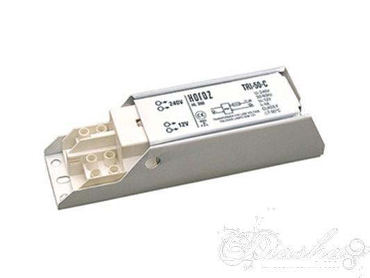 Электромагнитный трансформатор 12В 50ВтЭлектрофурнитура, Трансформаторы и ПРУ, Horoz