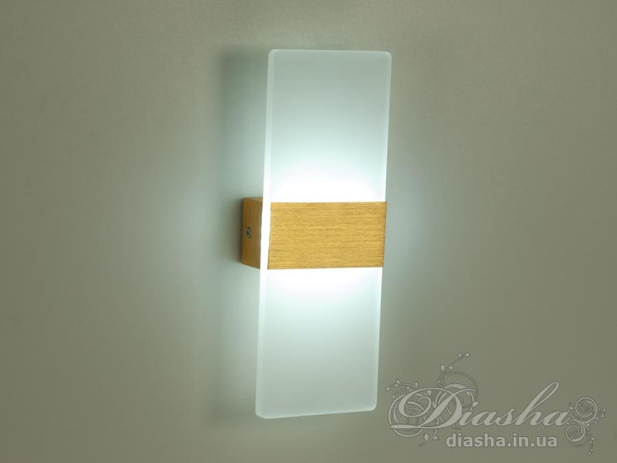 Светодиодный светильник 6WСветодиодные бра, Новинки