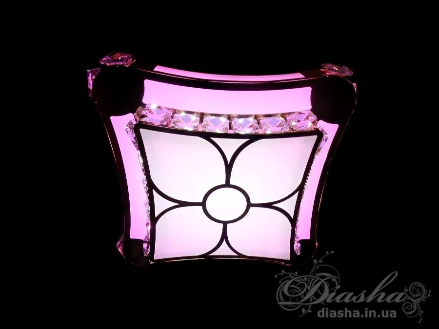 Точечный светильник со встроенной светодиодной подсветкойВрезка, Точечные светильники