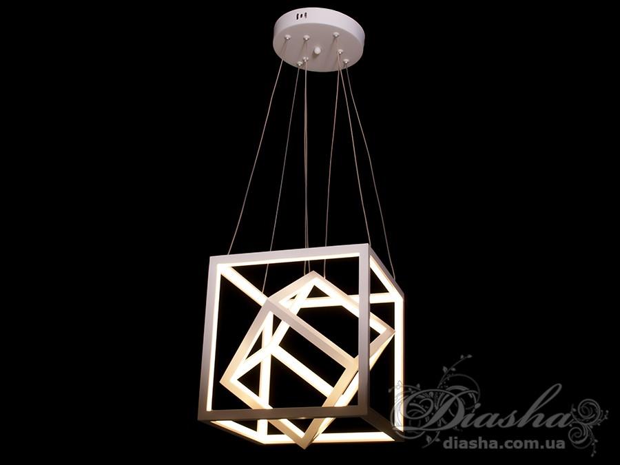 Современная светодиодная люстра, 75WСветодиодные люстры, Люстры LED, Подвесы LED, Новинки