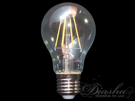 Светодиодная лампа со спиральюСветодиодные лампы с цоколем E14-E27, Lemanso