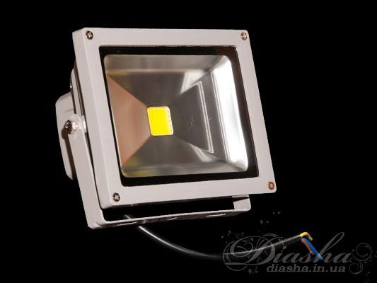 Світлодіодний прожектор, 20ВтСветодиодные прожектора, уличные светильники, Lemanso