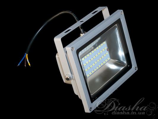 Матричный светодиодный прожектор 20ВтСветодиодные прожектора, Технические светильники, уличные светильники, Lemanso