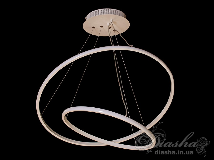 LED люстра подвесная, 45WСветодиодные люстры, Люстры LED, Подвесы LED