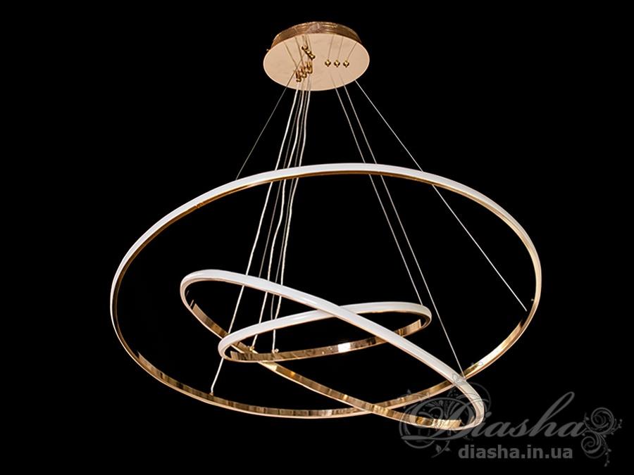 LED люстра подвесная, 75WСветодиодные люстры, Люстры LED, Подвесы LED, Новинки