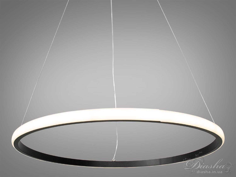 LED люстра с диммером, 36WСветодиодные люстры, Люстры LED, Подвесы LED, Новинки