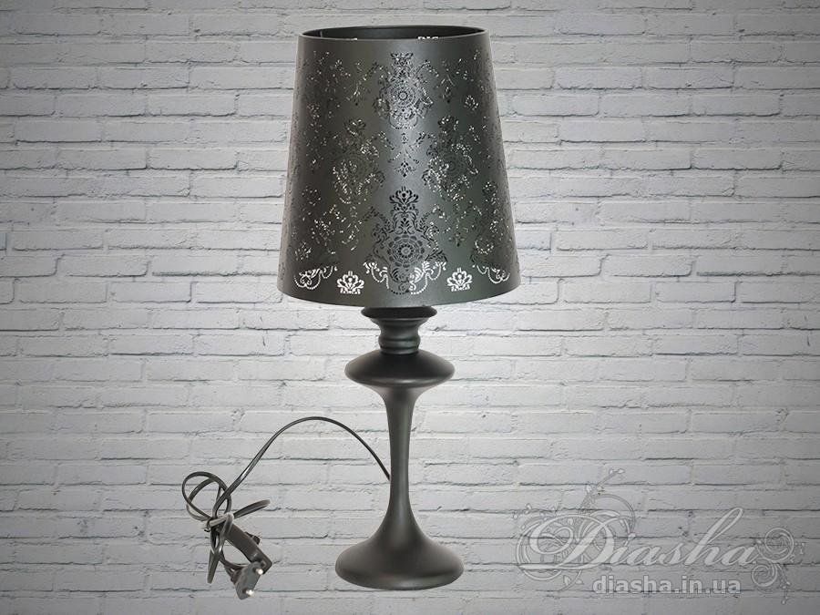 Стильная настольная лампаНастольные лампы, Светильники