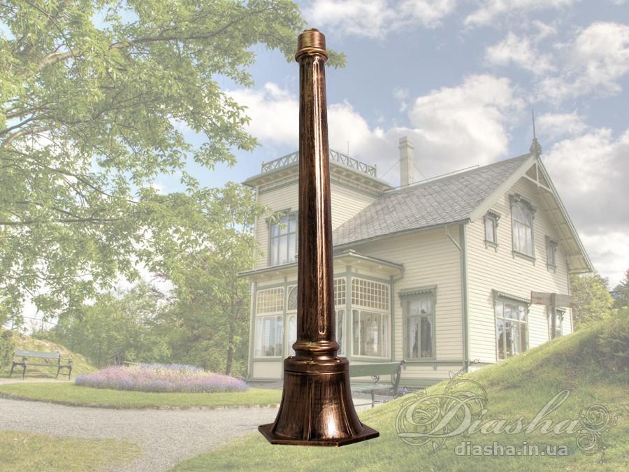 Основание столб для садово-паркового светильникасадовые светильники, уличные светильники, Фонари парковые, Новинки
