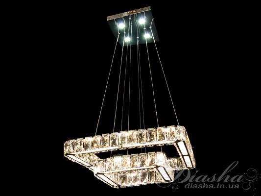 Потолочная люстра Подвесы LED,  Светодиодные люстры, Люстра