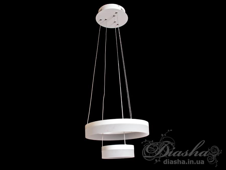 Современная светодиодная люстраСветодиодные люстры, Люстры LED, Подвесы LED