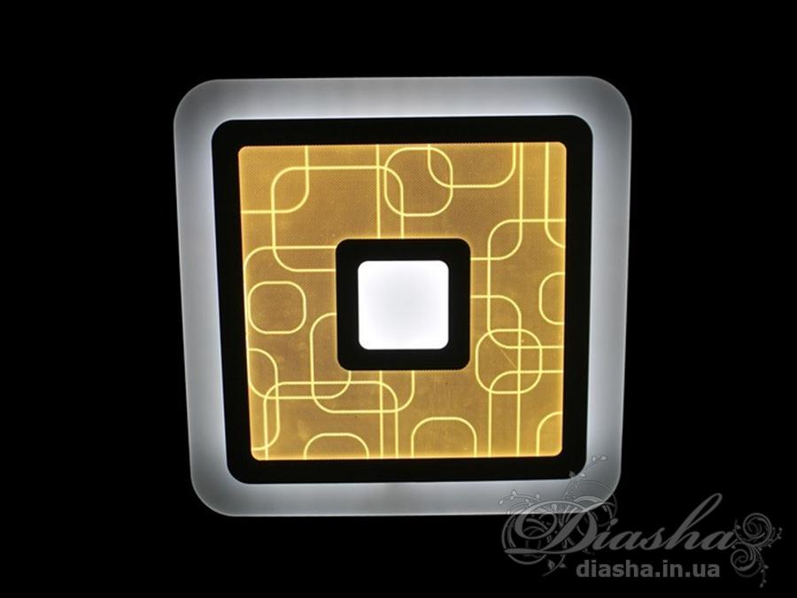 Потолочный светодиодный светильникПотолочные люстры, Светодиодные люстры, светодиодные панели, Люстры LED, Новинки