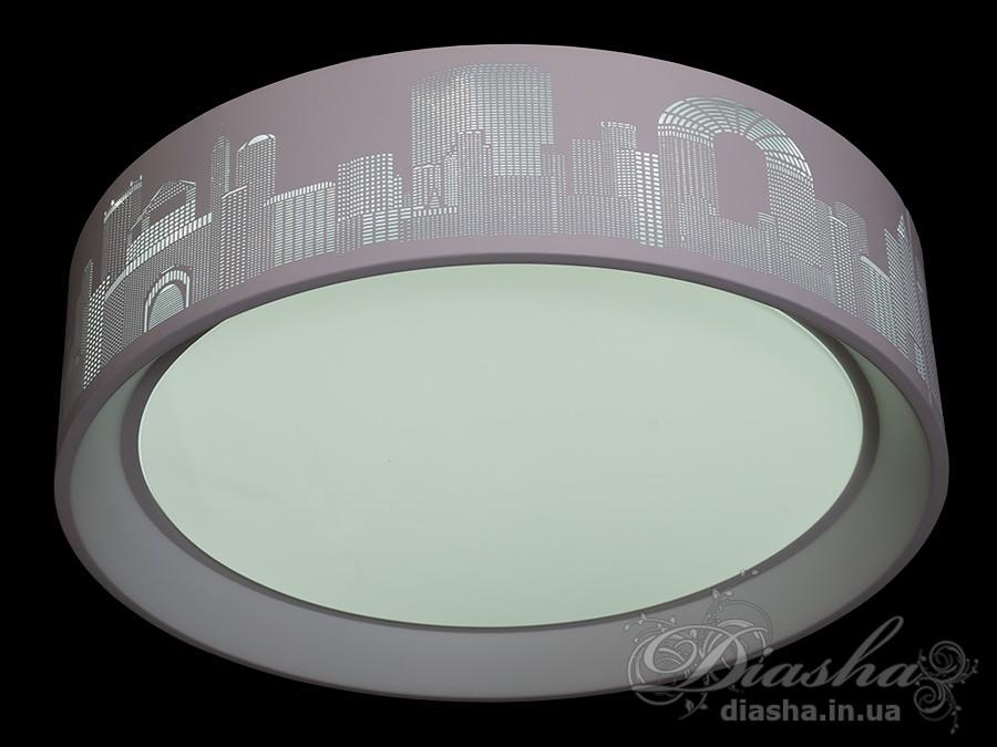 Изящные накладные светодиодные светильники предназначены для создания яркого светодиодного освещения с регулируемой цветовой температурой от тёплого белого до холодного белого. И при этом являться украшением интерьера, а не просто утилитарным светильником как обычная светодиодная панель.Переключение спектров свечения светодиодной панели осуществляется простым выключением-включением.Светодиодный светильник позволяет выбирать режим освещения в зависимости от времени суток и выполняемых под его светом задач.