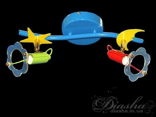 Яркий светильник для детскойДетские