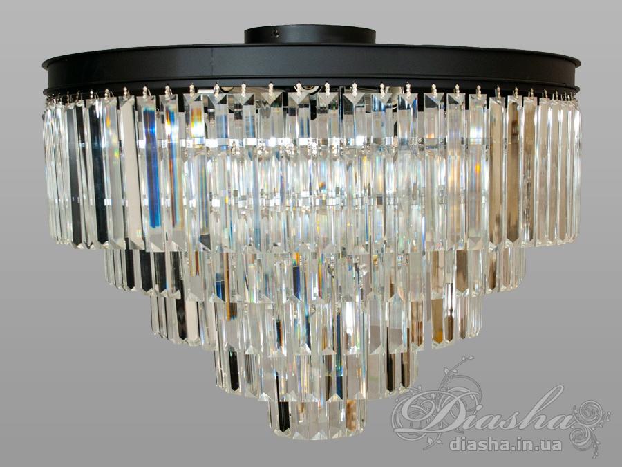 Современная потолочная хрустальная люстра на 8 лампЛюстры классика, Хрустальные люстры, Новинки